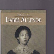 Libros de segunda mano: ISABEL ALLENDE - HIJA DE LA FORTUNA - PLANETA DEAGOSTINI 2003. Lote 180957482