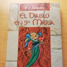 Libros de segunda mano: EL DIABLO EN SANTA MARÍA (P. C. DOHERTY). Lote 180981350