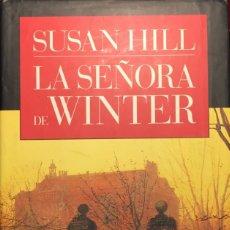 Libros de segunda mano: LA SEÑORA DE WINTER. Lote 181111525