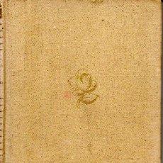 Livres d'occasion: MAZAMUNÉ HAKUCHÓ : LÁGRIMAS FRÍAS (LA ROSA DE PIEDRA, 1940) ILUSTRADO - PRIMERA EDICIÓN. Lote 181164645