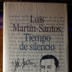 Libros de segunda mano: TIEMPO DE SILENCIO / LUIS MARTÍN SANTOS, NUEVO PRECINTADO, CIRCULO. Lote 181187877