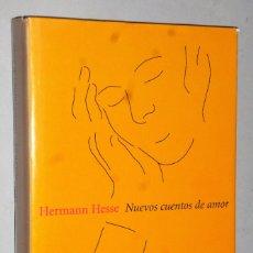 Libros de segunda mano: NUEVOS CUENTOS DE AMOR. Lote 181230022
