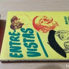 Libri di seconda mano: ENTREVISTAS MARINO GOMEZ SANTOS 191 PULGA ENCICLOPEDIA G P EDICIONES. Lote 181621597
