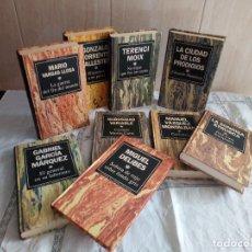 Libros de segunda mano: 13-LOTE DE 9 LIBROS AUTORES EN LENGUA ESPAÑOLA. Lote 181622971