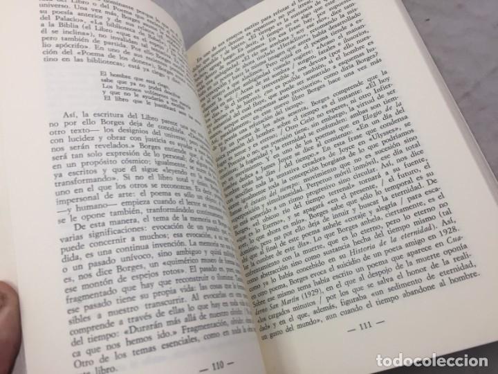 Libros de segunda mano: JORGE LUIS BORGES.- Jaime Alazraki. - Bioy Casares, Sábato y otros.- Edic. Taurus, 1976 - Foto 5 - 181959687