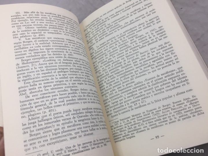 Libros de segunda mano: JORGE LUIS BORGES.- Jaime Alazraki. - Bioy Casares, Sábato y otros.- Edic. Taurus, 1976 - Foto 6 - 181959687