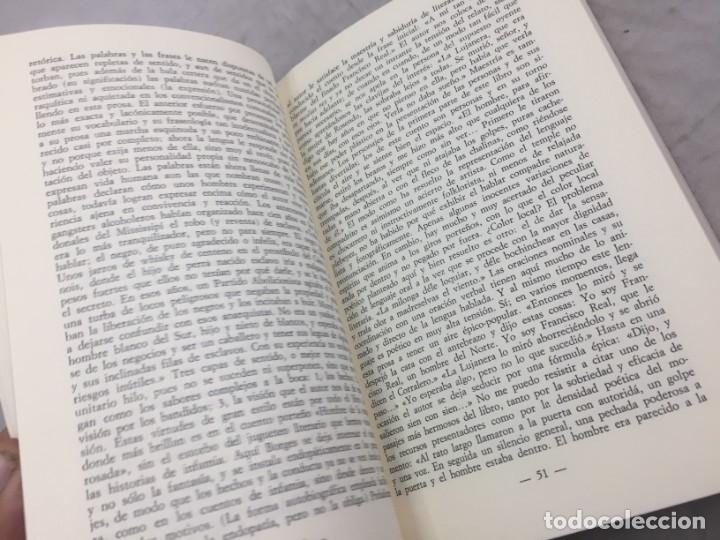 Libros de segunda mano: JORGE LUIS BORGES.- Jaime Alazraki. - Bioy Casares, Sábato y otros.- Edic. Taurus, 1976 - Foto 8 - 181959687