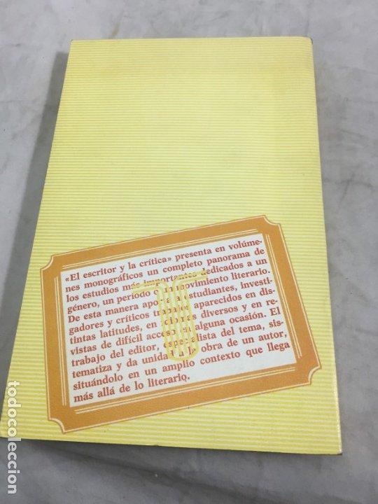 Libros de segunda mano: JORGE LUIS BORGES.- Jaime Alazraki. - Bioy Casares, Sábato y otros.- Edic. Taurus, 1976 - Foto 9 - 181959687