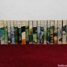 Libros de segunda mano: LOTE DE 22 LIBROS DE LA COLECCIÓN RENO. EDITORIAL PLANETA. AÑOS 70. Lote 182012483