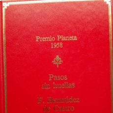 Libros de segunda mano: F. BERMÚDEZ DE CASTRO: PASOS SIN HUELLAS. Lote 182070841