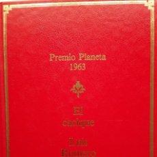 Libros de segunda mano: LUIS ROMERO: EL CACIQUE. Lote 182070995