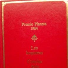 Libros de segunda mano: CONCHA ALÓS: LAS HOGUERAS. Lote 182071041