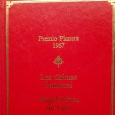 Libros de segunda mano: ÁNGEL MARÍA DE LERA: LAS ÚLTIMAS BANDERAS. Lote 182071258