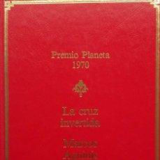 Libros de segunda mano: MARCOS AGUINIS: LA CRUZ INVERTIDA. Lote 182071397