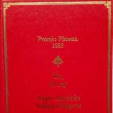 Libros de segunda mano: JUAN ANTONIO VALLEJO-NÁGERA: YO, EL REY. Lote 182072121