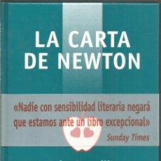 Libros de segunda mano: JOHN BANVILLE. LA CARTA DE NEWTON. EDHASA. Lote 295648463