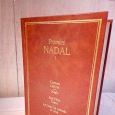 Libros de segunda mano: 3-PREMIOS NADAL I, EDITORIAL PLANETA. Lote 182081258