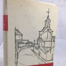 Libros de segunda mano: CARTAS JUAN RAMÓN JIMÉNEZ - PROSA - AGUILAR 1ª ED. 1962. Lote 182139387
