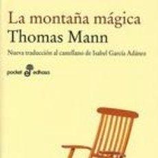 Libros de segunda mano: LA MUERTE EN VENECIA Y MARIO Y EL MAGO (BOLSILLO). - MANN, THOMAS.. Lote 182355153