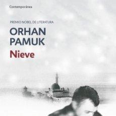 Libros de segunda mano: NIEVE. - PAMUK,ORHAN.. Lote 182355293