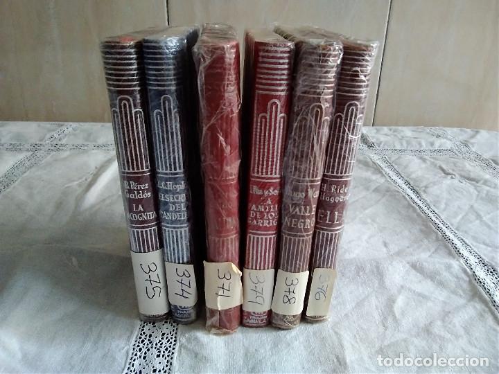 Libros de segunda mano: 4-COLECCION CRISOL LOTE DE 6 LIBROS - Foto 2 - 182489910