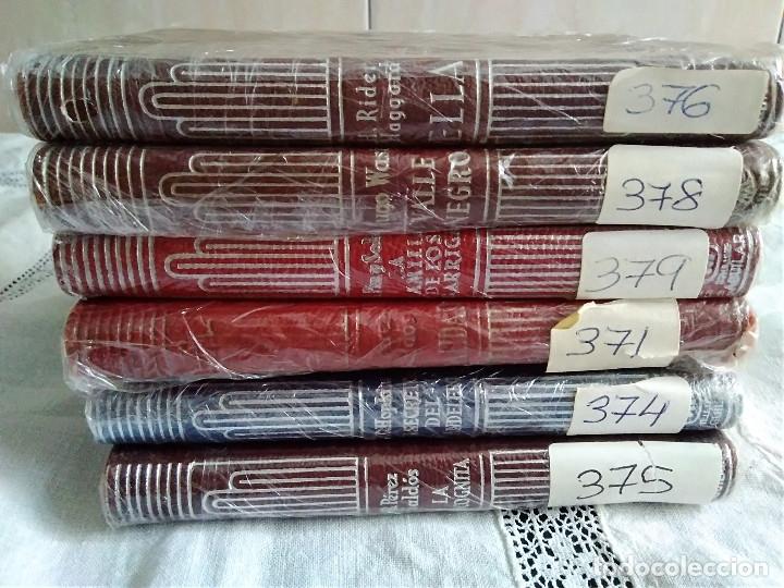 Libros de segunda mano: 4-COLECCION CRISOL LOTE DE 6 LIBROS - Foto 3 - 182489910