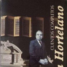 Libros de segunda mano: CUENTOS COMPLETOS. Lote 182510661