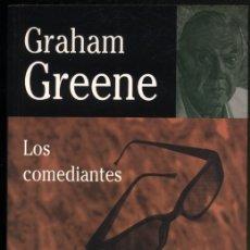 Libros de segunda mano: LOS COMEDIANTES .- GRAHAM GREENE. Lote 182521276