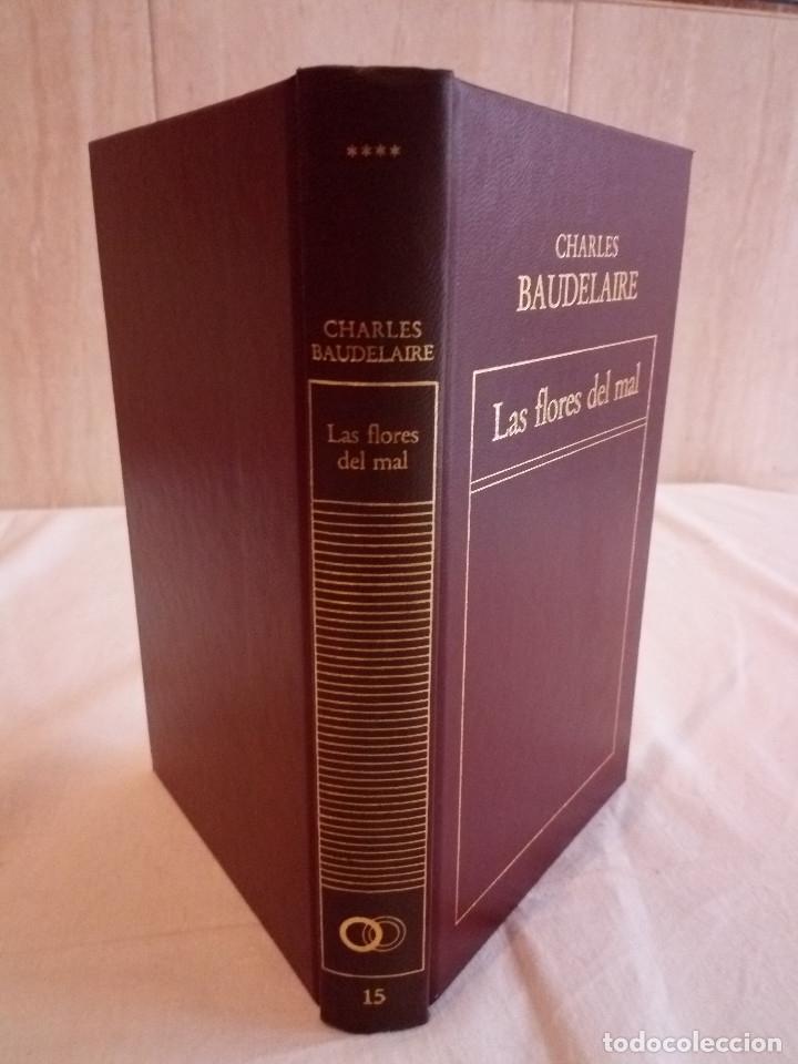 Libros de segunda mano: 127-LAS FLORES DEL MAL, Charles Baudelaire, 1982 - Foto 2 - 182644995