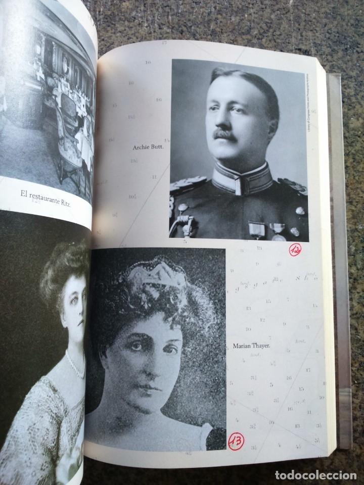Libros de segunda mano: TITANIC - EL FINAL DE UNA VIDAS DORADAS -- HUGH BREWSTER -- LUMEN 2012 -- - Foto 2 - 210777117