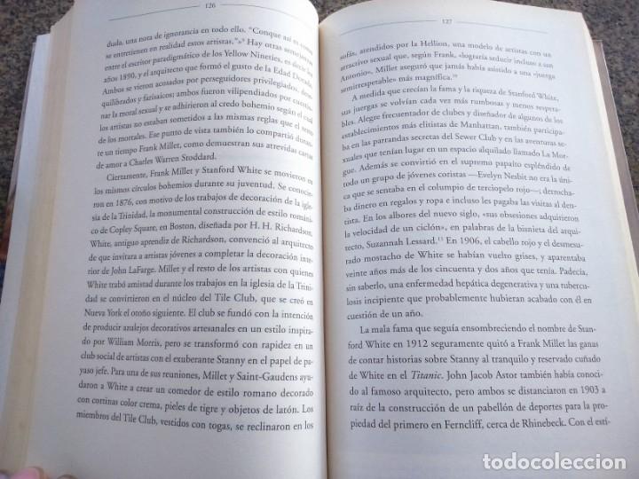 Libros de segunda mano: TITANIC - EL FINAL DE UNA VIDAS DORADAS -- HUGH BREWSTER -- LUMEN 2012 -- - Foto 3 - 210777117