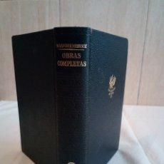 Libros de segunda mano: 108-MAXENCE VAN DER MEERSCH, OBRAS COMPLETAS II. Lote 182974696