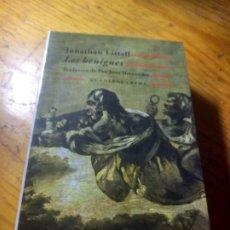 Libros de segunda mano: LES BENIGNES - JONATHAN LITTELL ED. QUADERNS CREMA. Lote 183214323