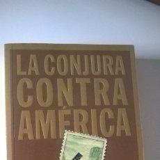 Libros de segunda mano: LA CONJURA CONTRA AMERICA. PHILIP ROTH. DEBOLSILLO PRIMERA EDICION 2007. . Lote 183256632