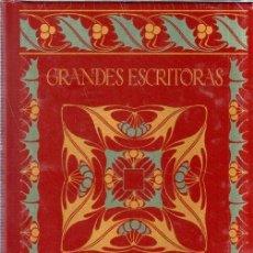 Libros de segunda mano: GRANDES ESCRITORAS. ROSALIA DE CASTRO. EN LAS ORILLAS DEL SAR RUINAS. NUEVO. PRECINTADO.. Lote 183379536