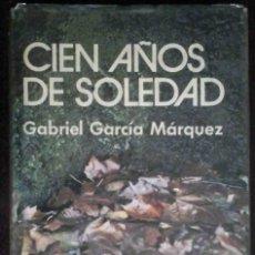 Libros de segunda mano: CIEN AÑOS DE SOLEDAD (GABRIEL GARCÍA MÁRQUEZ) PLAZA Y JANÉS. Lote 183422133