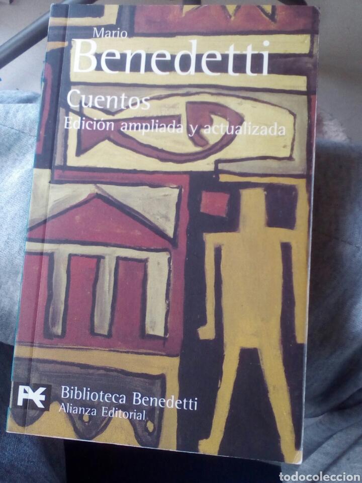 CUENTOS. BENEDETTI. EDICIÓN AMPLIADA Y REVISADA. (Libros de Segunda Mano (posteriores a 1936) - Literatura - Narrativa - Otros)