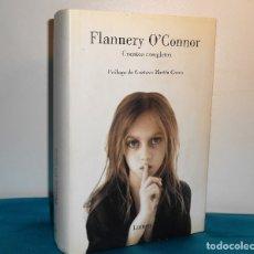 Libros de segunda mano: FLANNERY O'CONNOR , CUENTOS COMPLETOS - LUMEN. 2005, 1ª. Lote 183500796