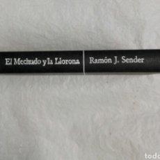 Libros de segunda mano: EL MECHUDO Y LA LLORONA.....1977. Lote 183528285