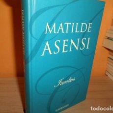 Libros de segunda mano: IACOBUS / MATILDE ASENSI. Lote 183535760