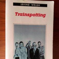 Libros de segunda mano: TRAINSPOTTIN ** IRVINE WELSH. Lote 183538216