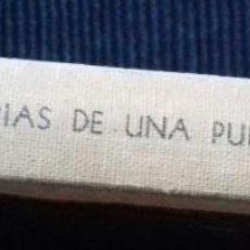 Libros de segunda mano: MEMORIAS DE UNA PULGA. EDHASA 1969, MEXICO, ANONIMO.. Lote 183659260
