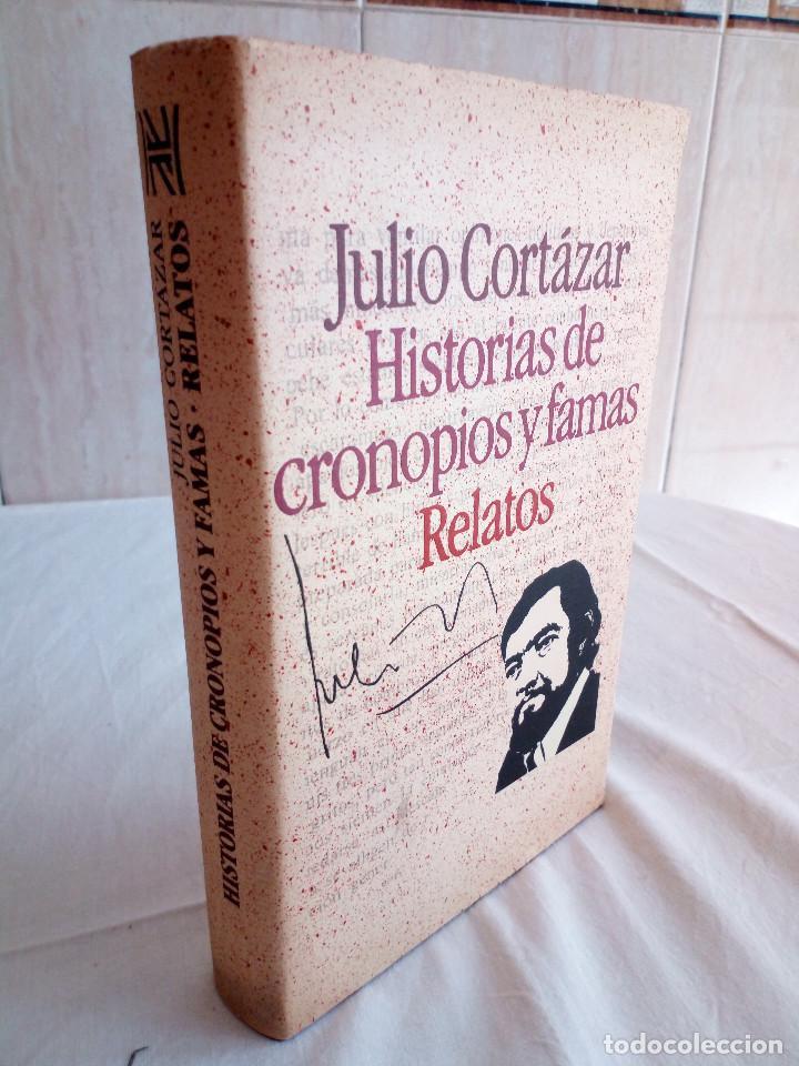 251-HISTORIAS DE CRONOPIOS Y FAMAS, RELATOS , JULIO CORTAZAR, 1984 (Libros de Segunda Mano (posteriores a 1936) - Literatura - Narrativa - Otros)