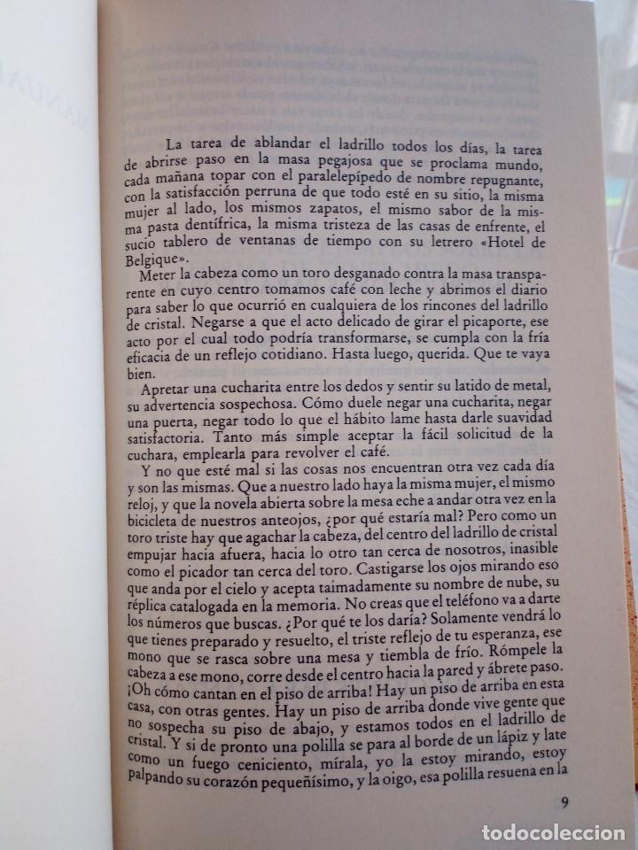 Libros de segunda mano: 251-HISTORIAS DE CRONOPIOS Y FAMAS, RELATOS , Julio Cortazar, 1984 - Foto 6 - 183663953