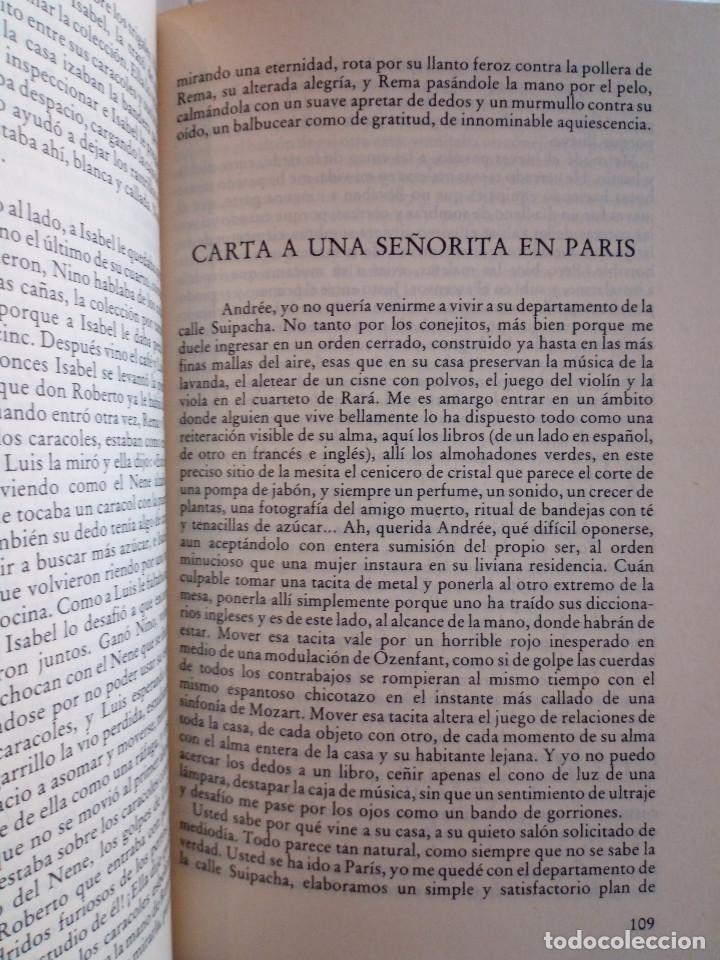 Libros de segunda mano: 251-HISTORIAS DE CRONOPIOS Y FAMAS, RELATOS , Julio Cortazar, 1984 - Foto 7 - 183663953