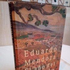 Libros de segunda mano: 293-EL AÑO DEL DILUVIO, EDUARDO MENDOZA, 1993. Lote 183742855