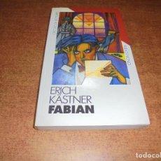 Libros de segunda mano: FABIAN (ERICH KASTNER) . Lote 183747778