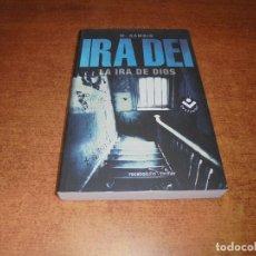Libros de segunda mano: IRA DEI. LA IRA DE DIOS (M. GAMBIN). Lote 183748190