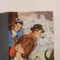Libros de segunda mano: LA TORRE BLANCA. RAMSEY ULLMAN, JAMES. EDITORIAL EXITO 1952. Lote 183748472