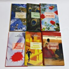Libros de segunda mano: LOTE DE 6 LIBROS BIBLIOTECA AUTORES ANDALUCES.. Lote 183844192